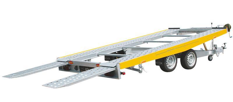 Fahrzeugtransportanhänger